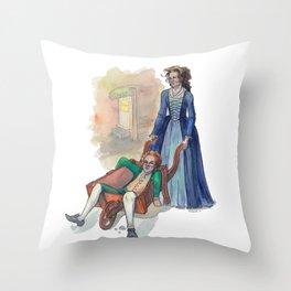Hambarrow Throw Pillow