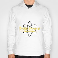 bazinga Hoodies featuring BAZINGA Big Bang by junaputra