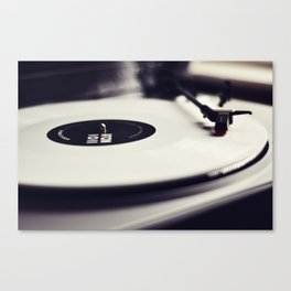 Koji Vinyl Canvas Print