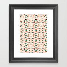 Kaleidoscope Number 2 Framed Art Print