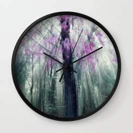 In Dreams - Nature Series III Wall Clock