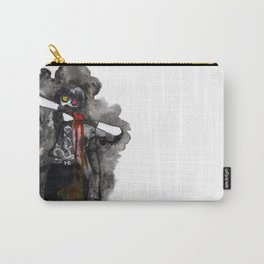 Inked Heart Carry-All Pouch