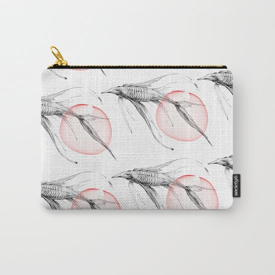 fish and caviar Carry-All Pouch