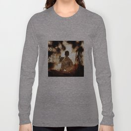 Archaeology in the Shadows Long Sleeve T-shirt