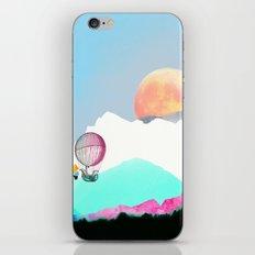 Magic Moon iPhone Skin