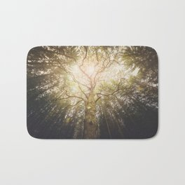 I found a tree in the forest Bath Mat
