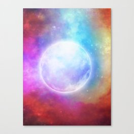 β Becrux Canvas Print