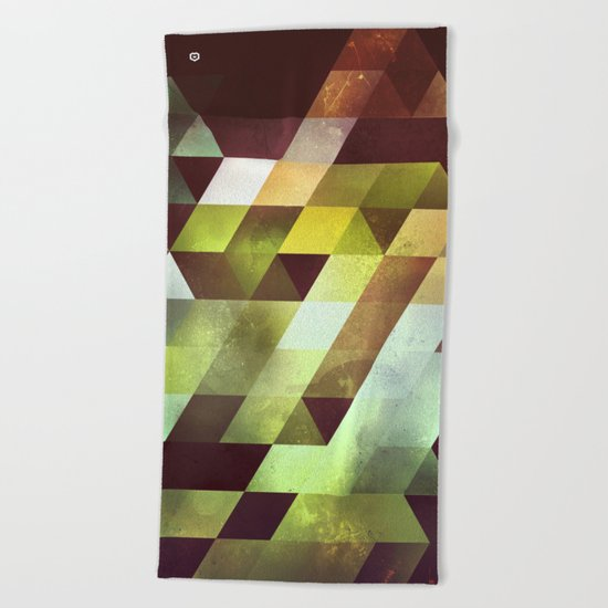 gyryk Beach Towel