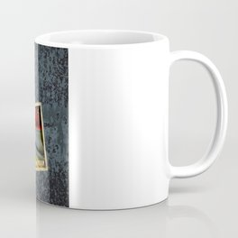 Grunge sticker of Armenia flag Coffee Mug