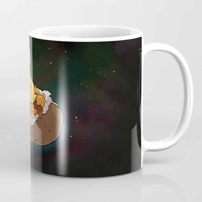 Space Duck Coffee Mug