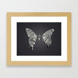 Careful Framed Art Print