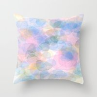 sublime Throw Pillows featuring Sublime by Udya