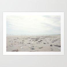 Sauble Beach, Ontario, Canada Art Print