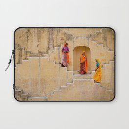 Amber Stepwell, Rajasthan, India Laptop Sleeve