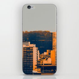 Sao Paulo Skyline II iPhone Skin