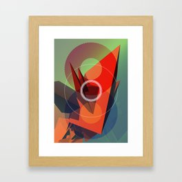 Configureight Framed Art Print
