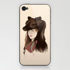 The Banshee's Crown iPhone & iPod Skin