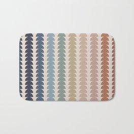 Maude Pattern- Vintage Multicolor Bath Mat