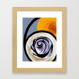 Pearl Six Framed Art Print