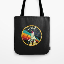 nasa logo Tote Bag
