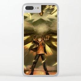 Spark//TEAM INSTINCT Clear iPhone Case