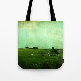 The Green Yonder Tote Bag
