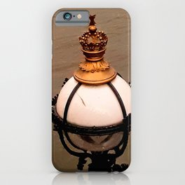 Light Along the Thames iPhone Case