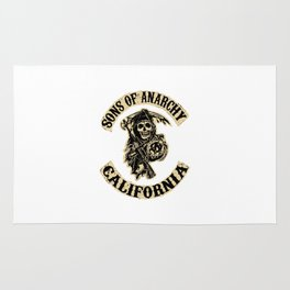 Sons of anarchy Motorcycle club Rug