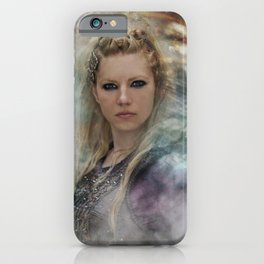 Victory Or Valhalla iPhone Case