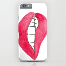 Bare Your Teeth iPhone 6s Slim Case