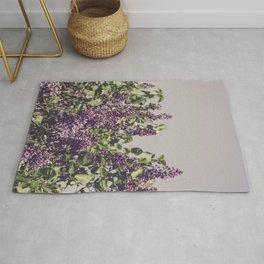 Wild Lilacs Rug