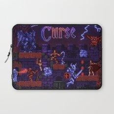 Curse Vania Dracula's Castle 3 Laptop Sleeve