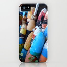 Stand Up Buoys And Be Counted iPhone Case