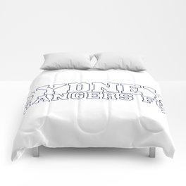 College - White Comforters