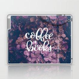 Coffee + Books Laptop & iPad Skin