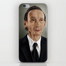 Death (Supernatural) iPhone & iPod Skin