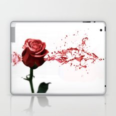 Red Rose Laptop & iPad Skin