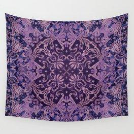 Violet I Wall Tapestry