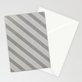 Varnish Pattern(stripe) Stationery Cards