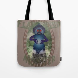 The Flatwoods Monster 1952 Tote Bag