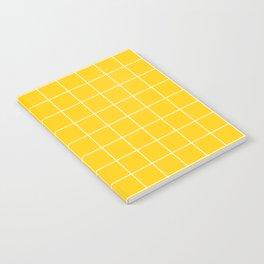 Sunshine Grid Notebook