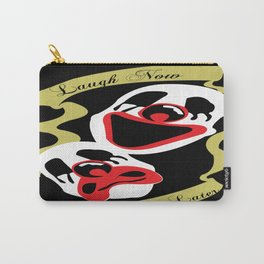 laugh now Carry-All Pouch