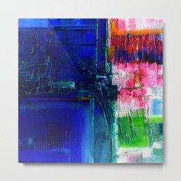 Color Bliss by Kathy Morton Stanion Metal Print