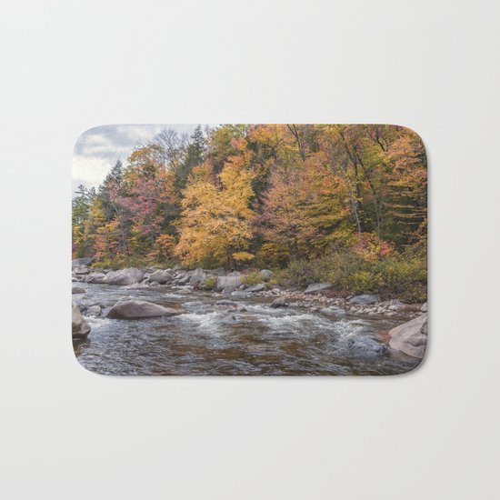 Foliage Creek Bath Mat