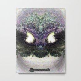 ALIEN 1 - 021 Metal Print