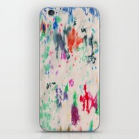 monet iPhone & iPod Skins featuring Monet Day by Ryan van Gogh