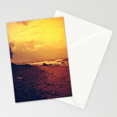 Sunset on the Lake Stationery Cards