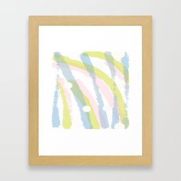 Cir5cles Framed Art Print