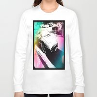 car Long Sleeve T-shirts featuring Car by Drexler3