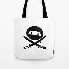 Pirate Ninja Tote Bag